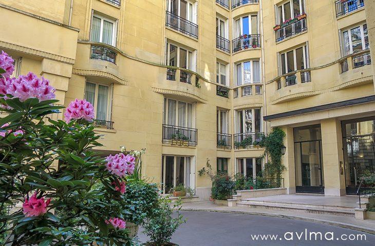 Appartement Paris 16ème 10 pièces 250 m2