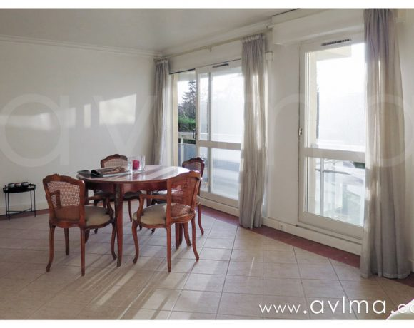 Appartement Bailly 80m², 2 chambres